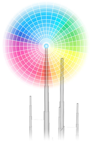 Antenna Colors